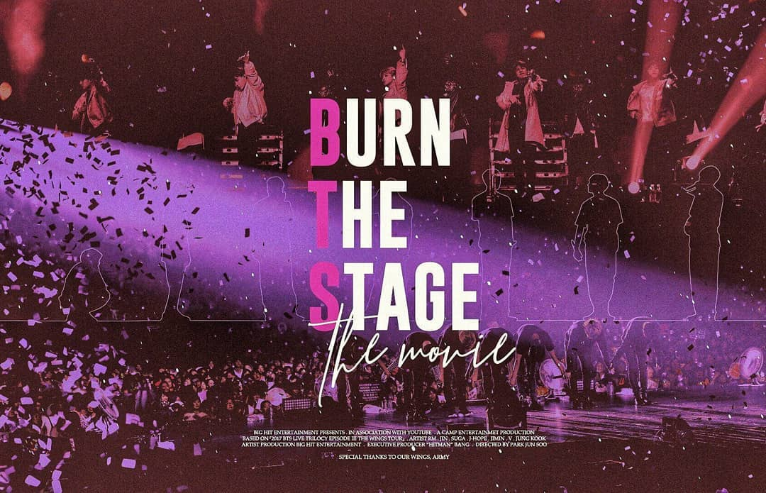 Image result for burn the stage the movie